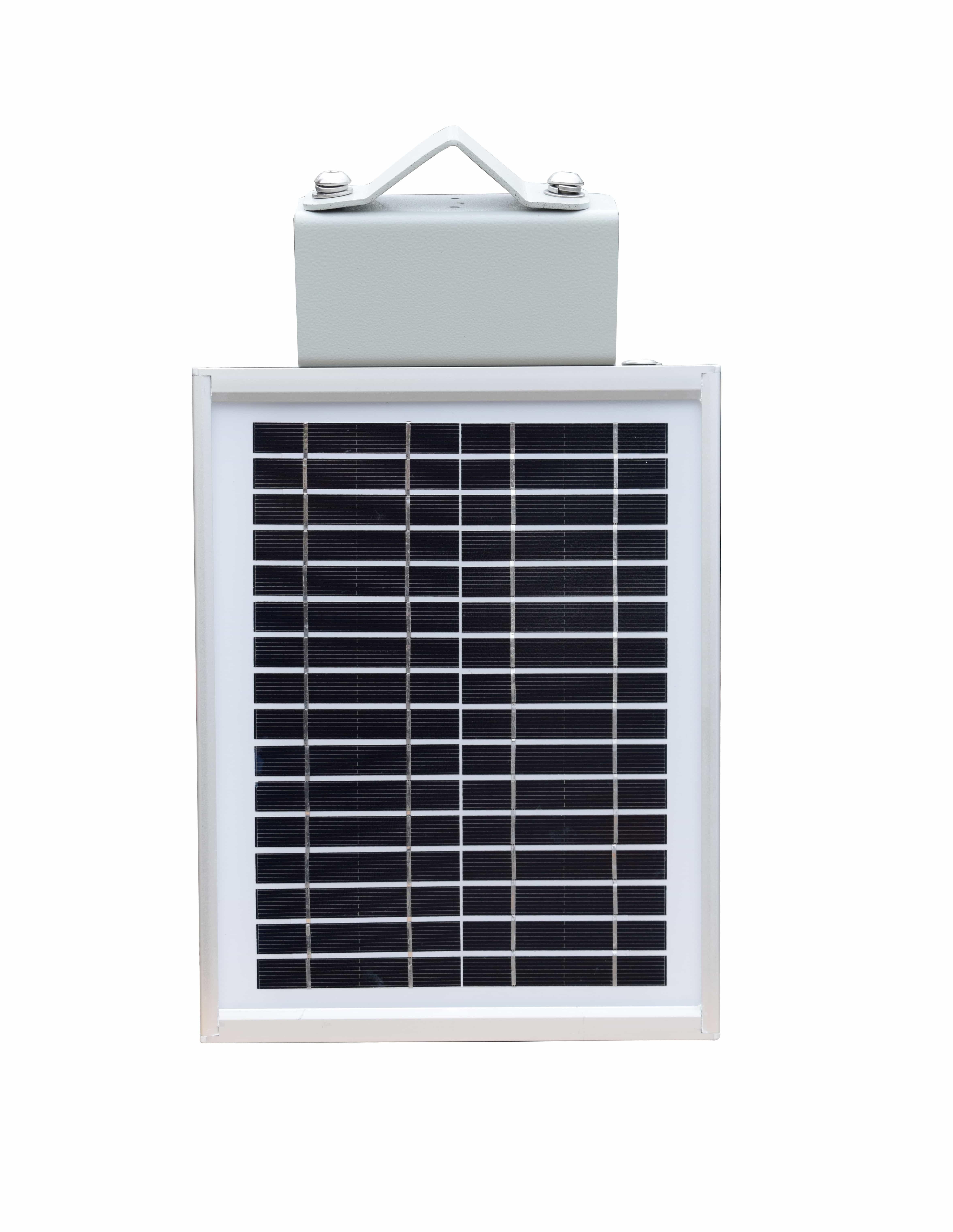 Solar-Power Foco Solar Integrado Flat 5W