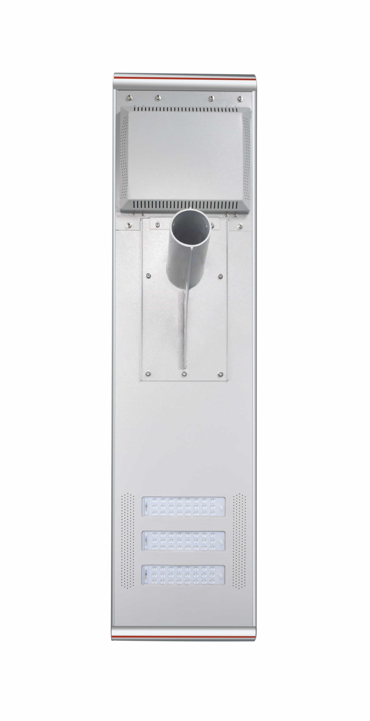 Solar-Power Luminaria Solar Integrada Vial 80-120W