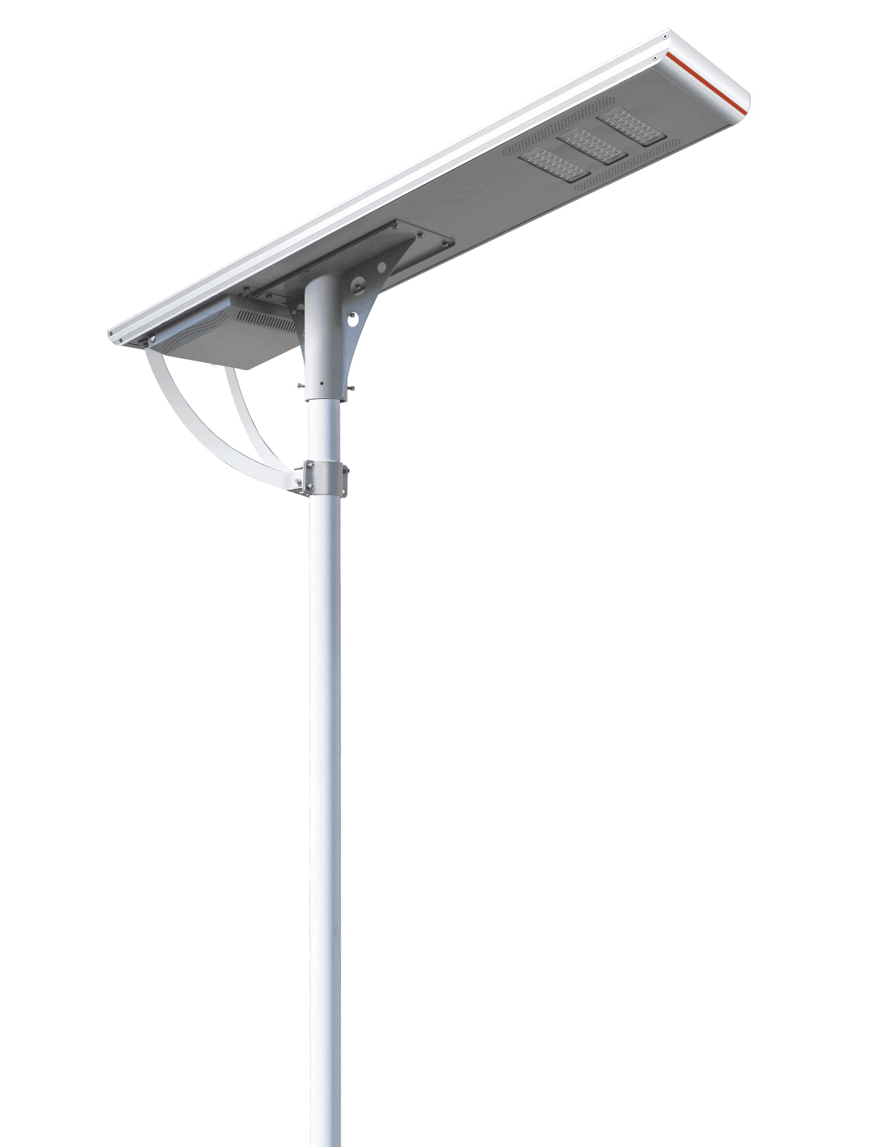 80-120W Integrated Solar Streetlight from solar-power