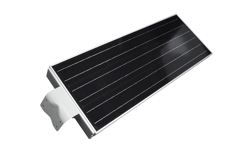 Solar-Power Luminaria Solar Integrada 50-60W