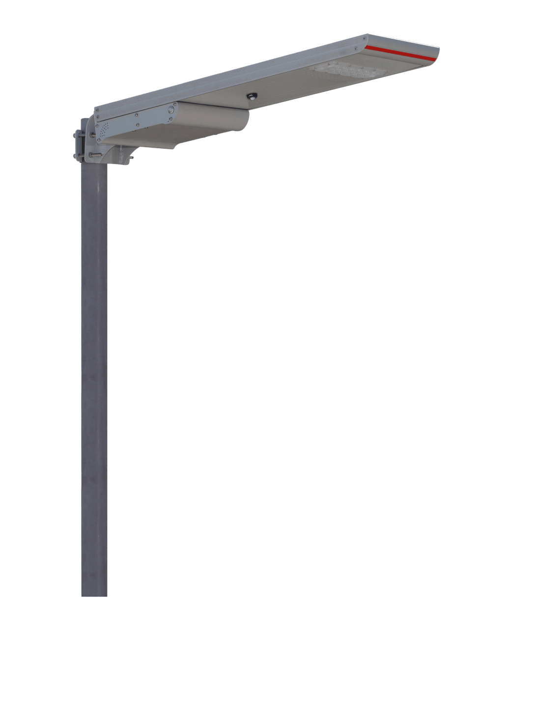 Solar-Power 30-40W Integrated Solar Luminaire