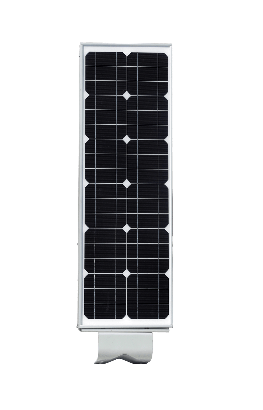 Solar-Power Luminaria Solar Integrada 20W