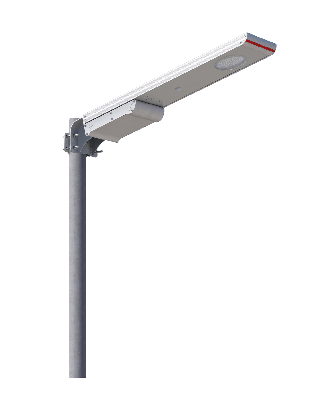 15W Integrated Solar Luminaire from solar-power