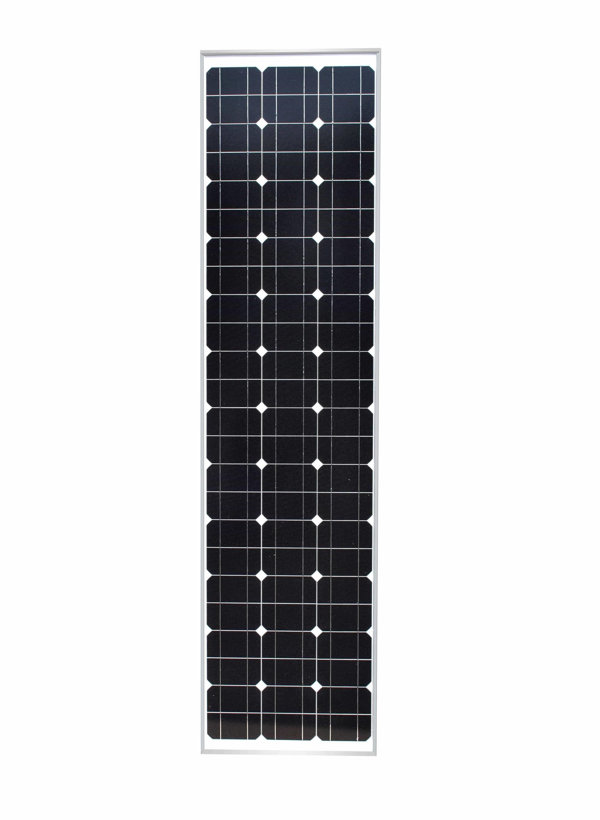 Solar-Power 80-120W Integrated Solar Streetlight