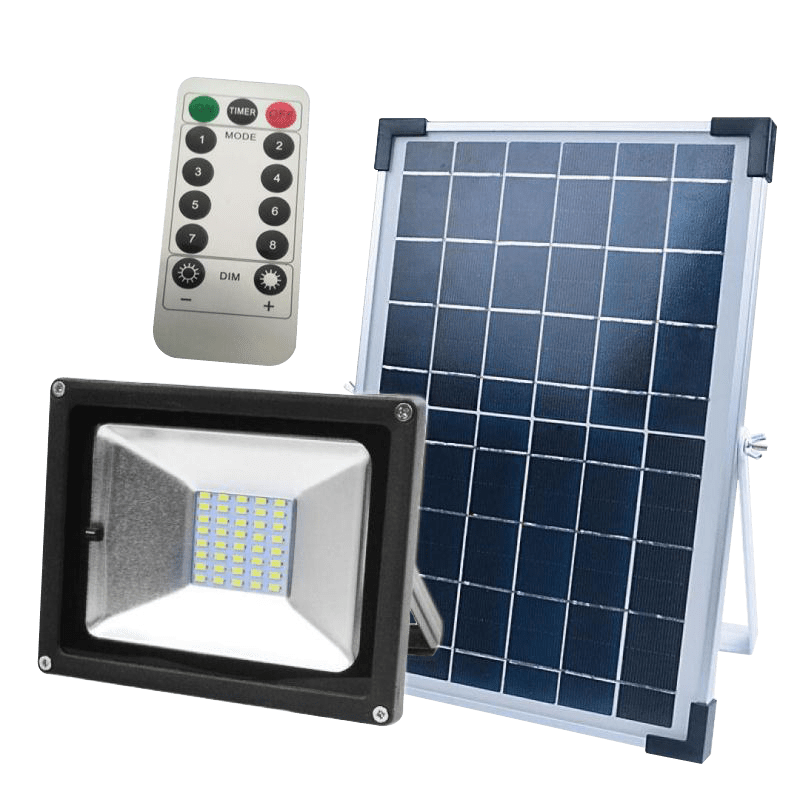 Foco Proyector Solar from solar-power