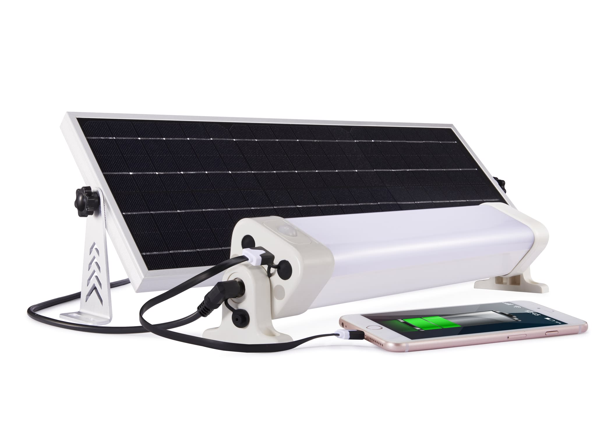 Solar-Power Solar Utility Kit