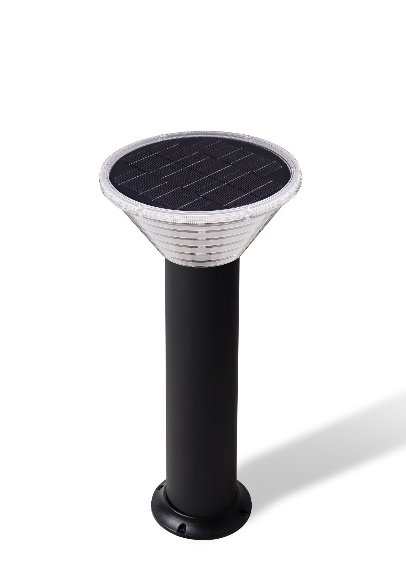 Luminaria Sendero Spark from solar-power