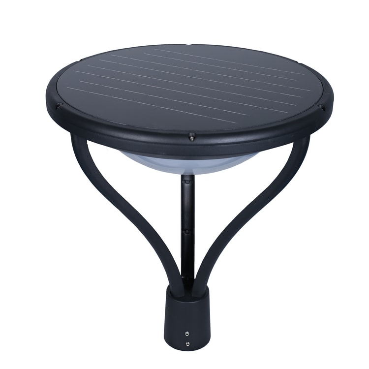Parks and Plaza Solar Luminaires from solar-power