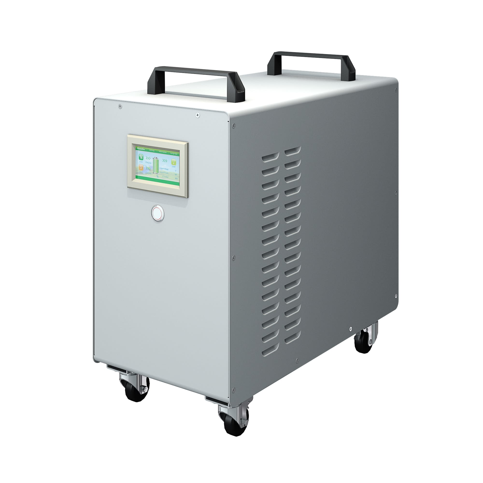 SolarPower Sistema Generador Solar Integrado para Hogares