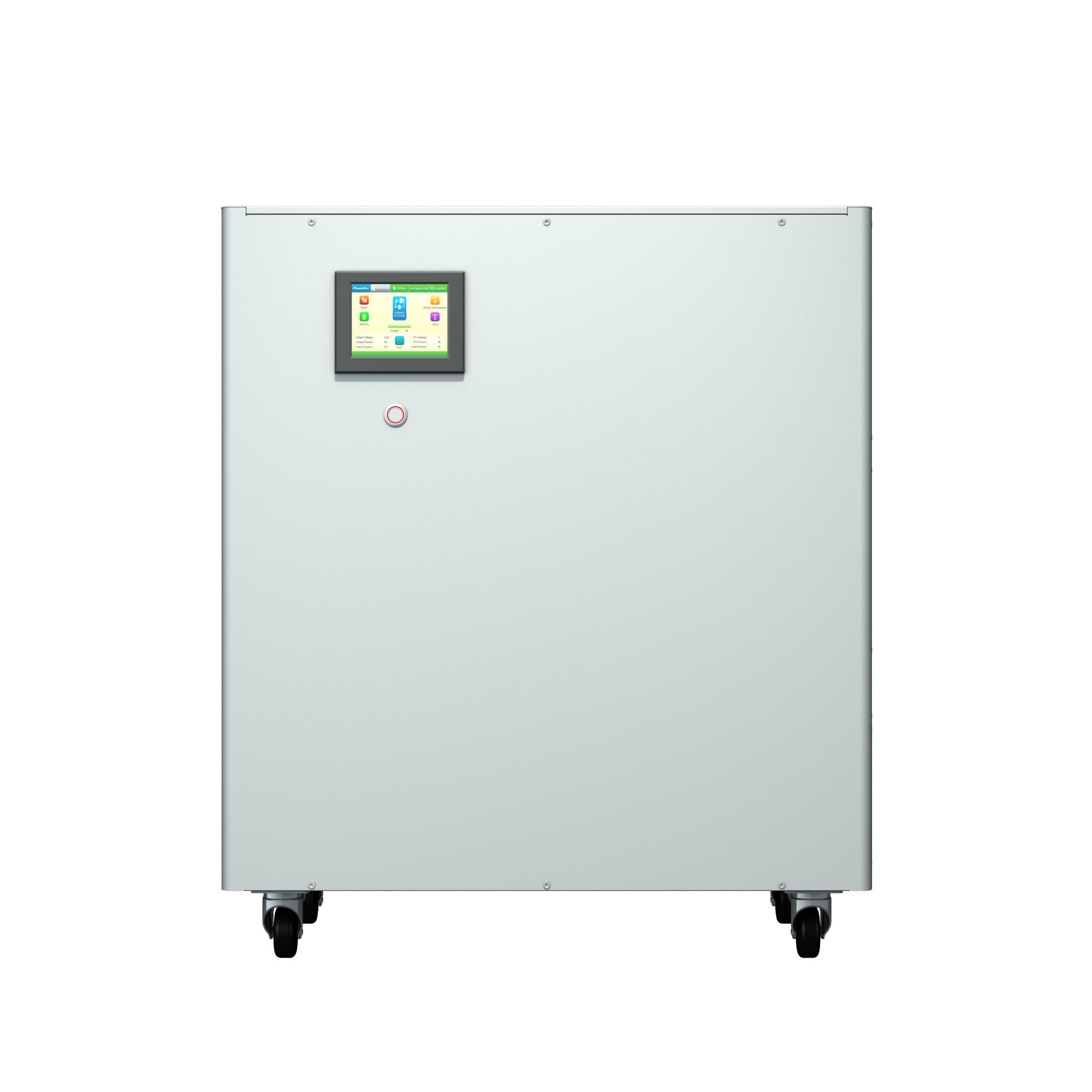 UpSolar Sistema Generador Solar Integrado 3000W