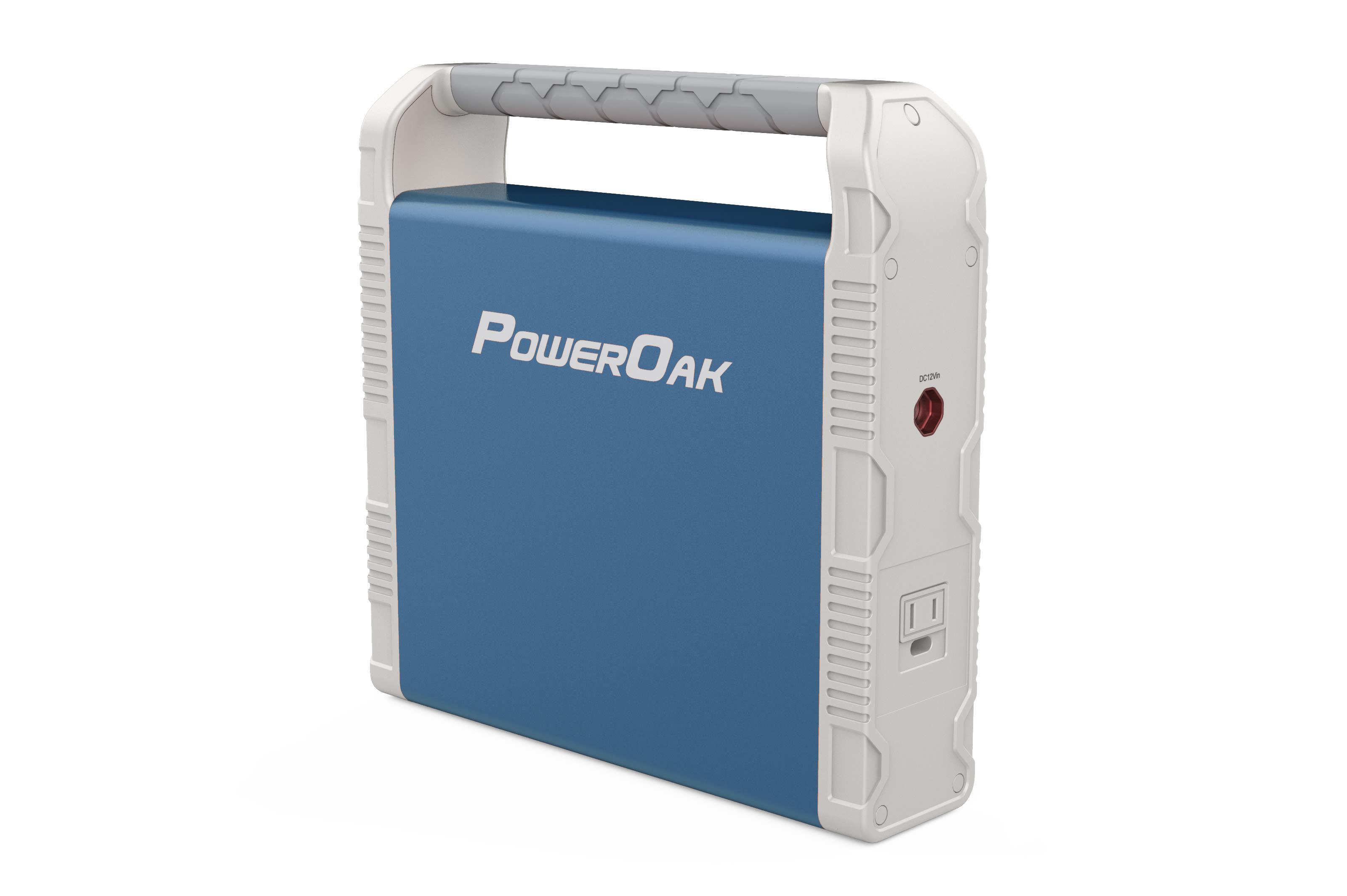 UpSolar Portable Solar Backup 300Wh