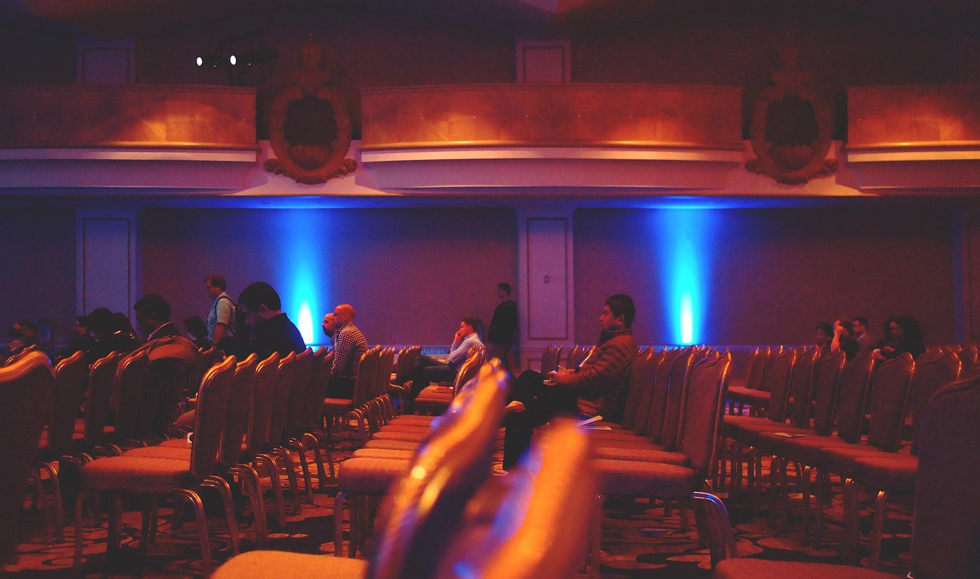 Soluciones de Iluminación para Auditorio