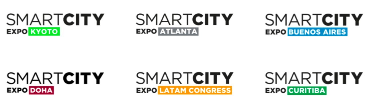 SmartCity Expo past Editions