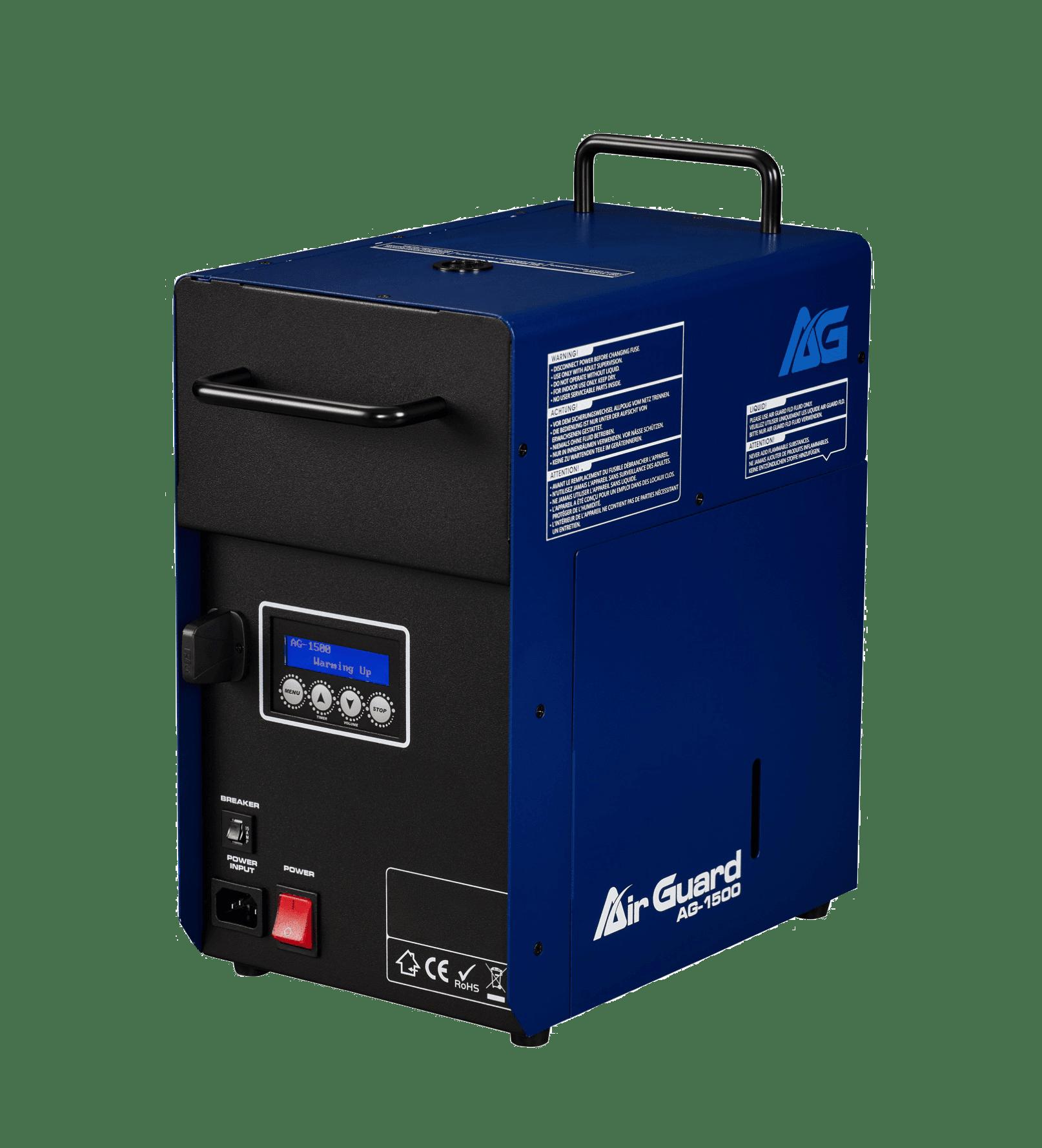 Airguard 1500 Medlight