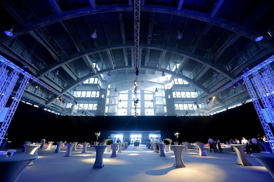 solar-power Brussels Expo será el primer recinto ferial libre de COVID-19 en el mundo