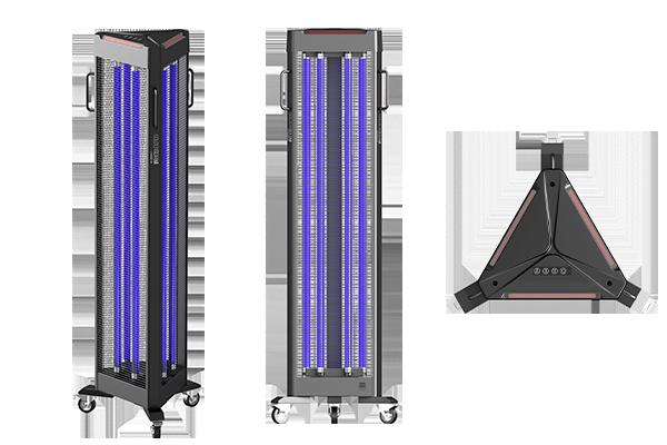 Unidad Móvil UV-C from MedLight