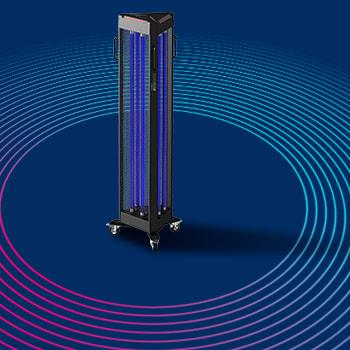 Móvil UV-C OSRAM MedLight