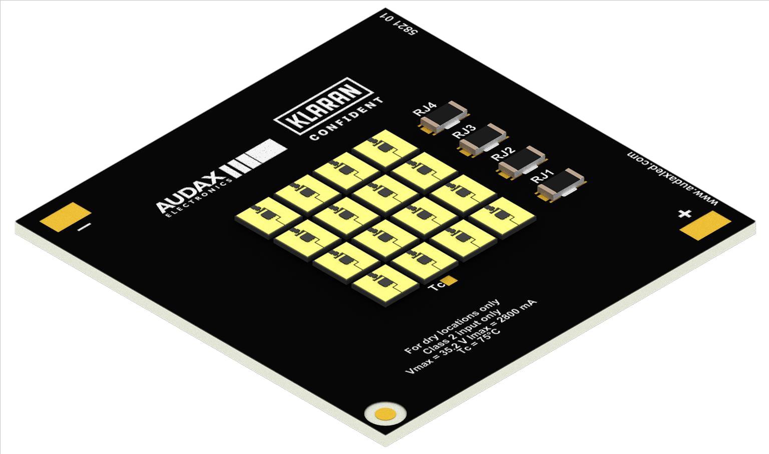 Módulo COB LED UVC