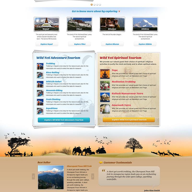 Wild Yeti Trekking Nepal