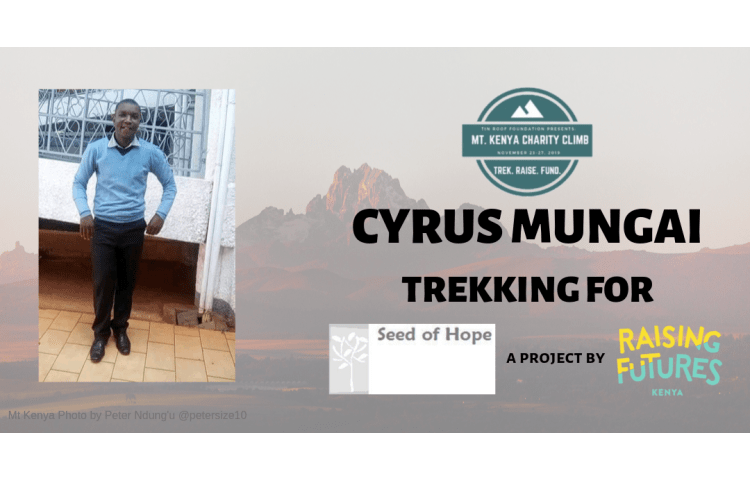 Mount Kenya Hike