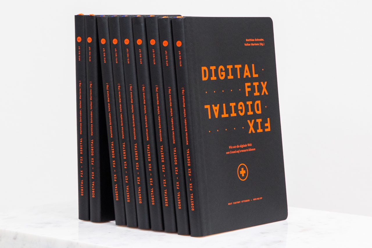 Digital Fix Book