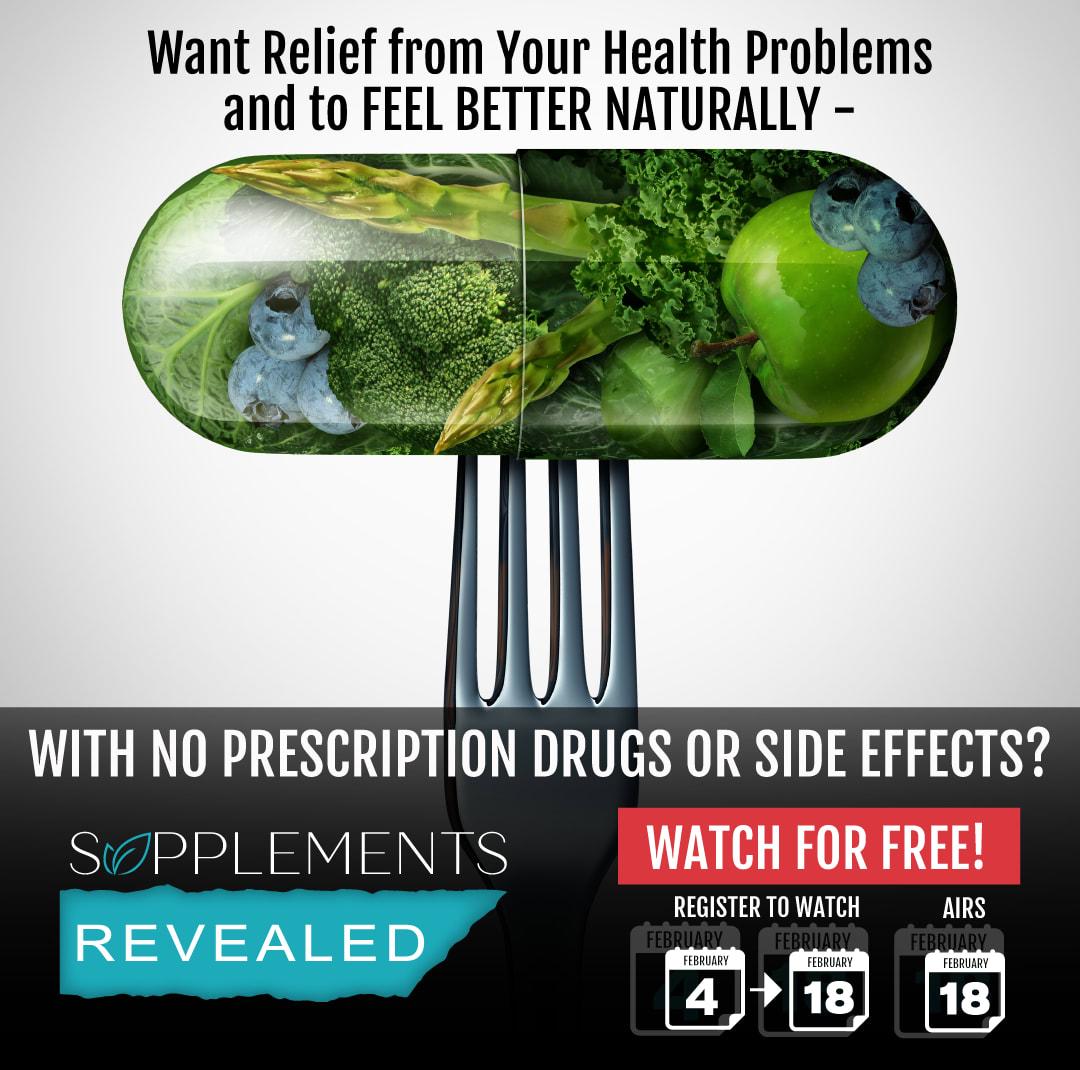 Supplements Revealed FREE Docuseries
