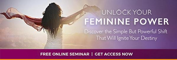 Feminine Power Seminar