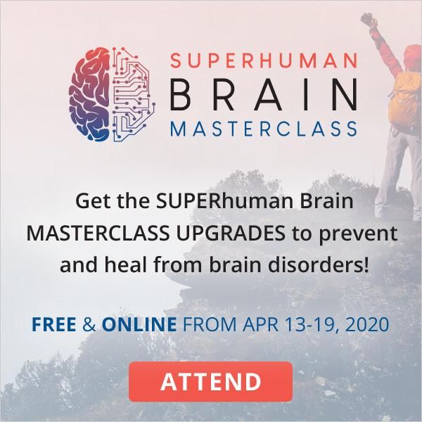 SUPERhuman Brain Masterclass