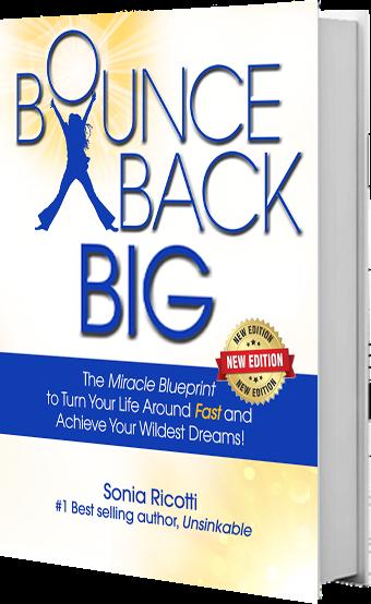 Ricotti201818 - Bounce Back Big in 2018!:  FREE E-book from Sonia Ricotti
