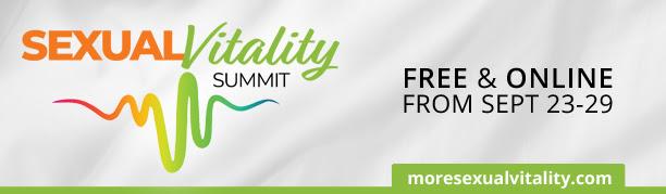 sexuality - Sexual Vitality Summit: FREE @ HealthTalks Online