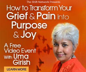 TransformGrief - Transform Your Grief & Pain Into Purpose & Joy with Uma Girish