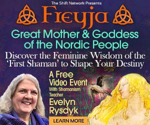 Freyja-Nordic great mother and goddess