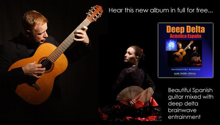 Newest SMM Free Listen: Spanish Guitar and Deep Delta Taking Healing to a New Level