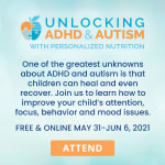 Nutrition E-Guide for Children with ADHD