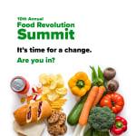 10th Food Revolution Summit