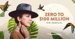 Zero to 100 Million