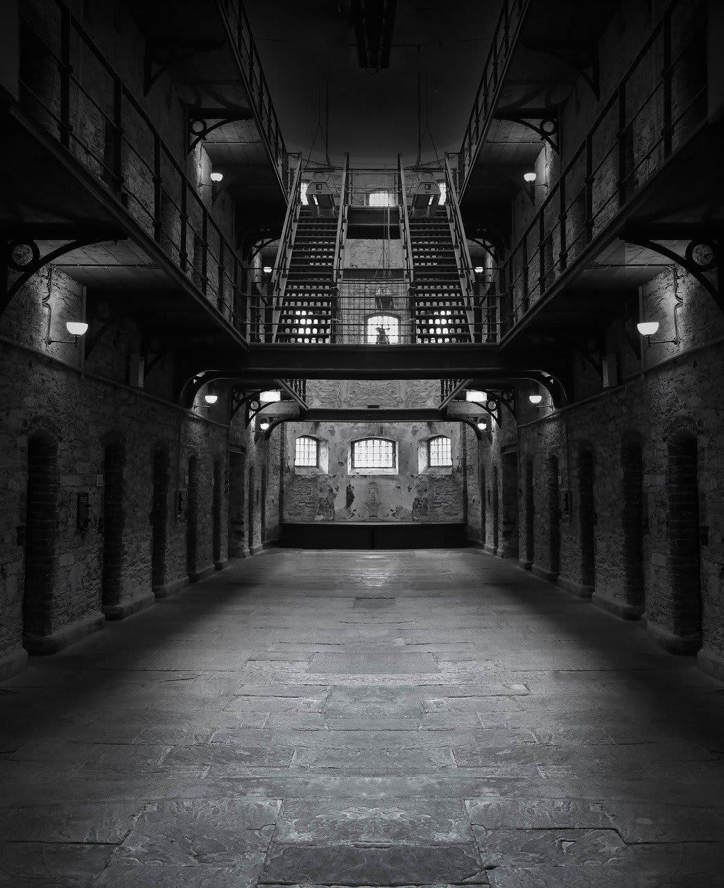 Photographie de prison