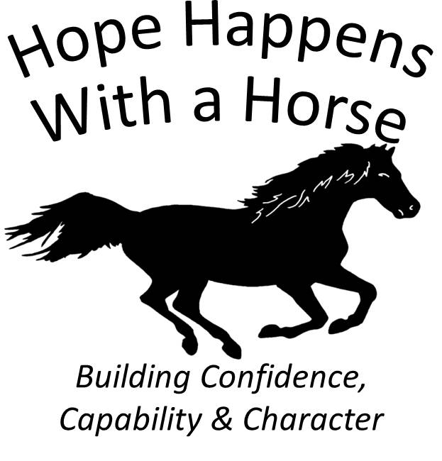 Hope Happens With a Horse
