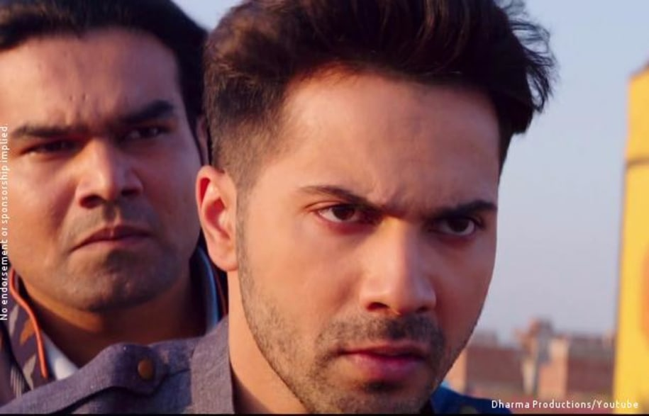 Decoding Varun Dhawan S Hair And Beauty In Official Trailer