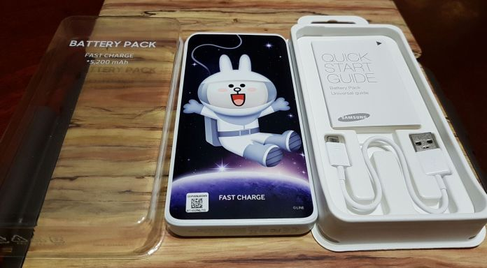 Samsung Line Battery Pack