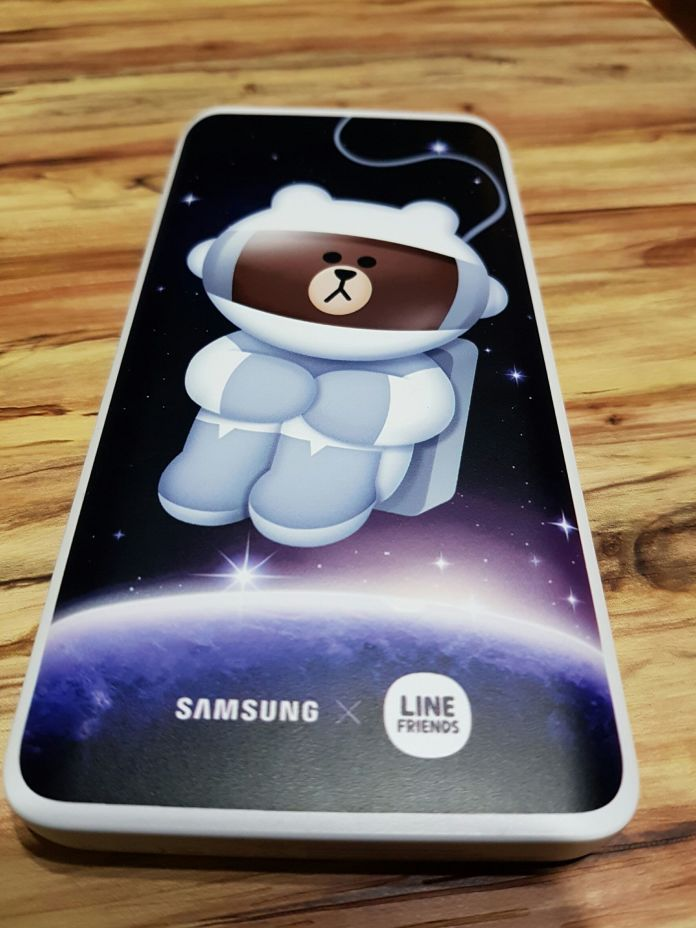 Samsung Line Battery Pack