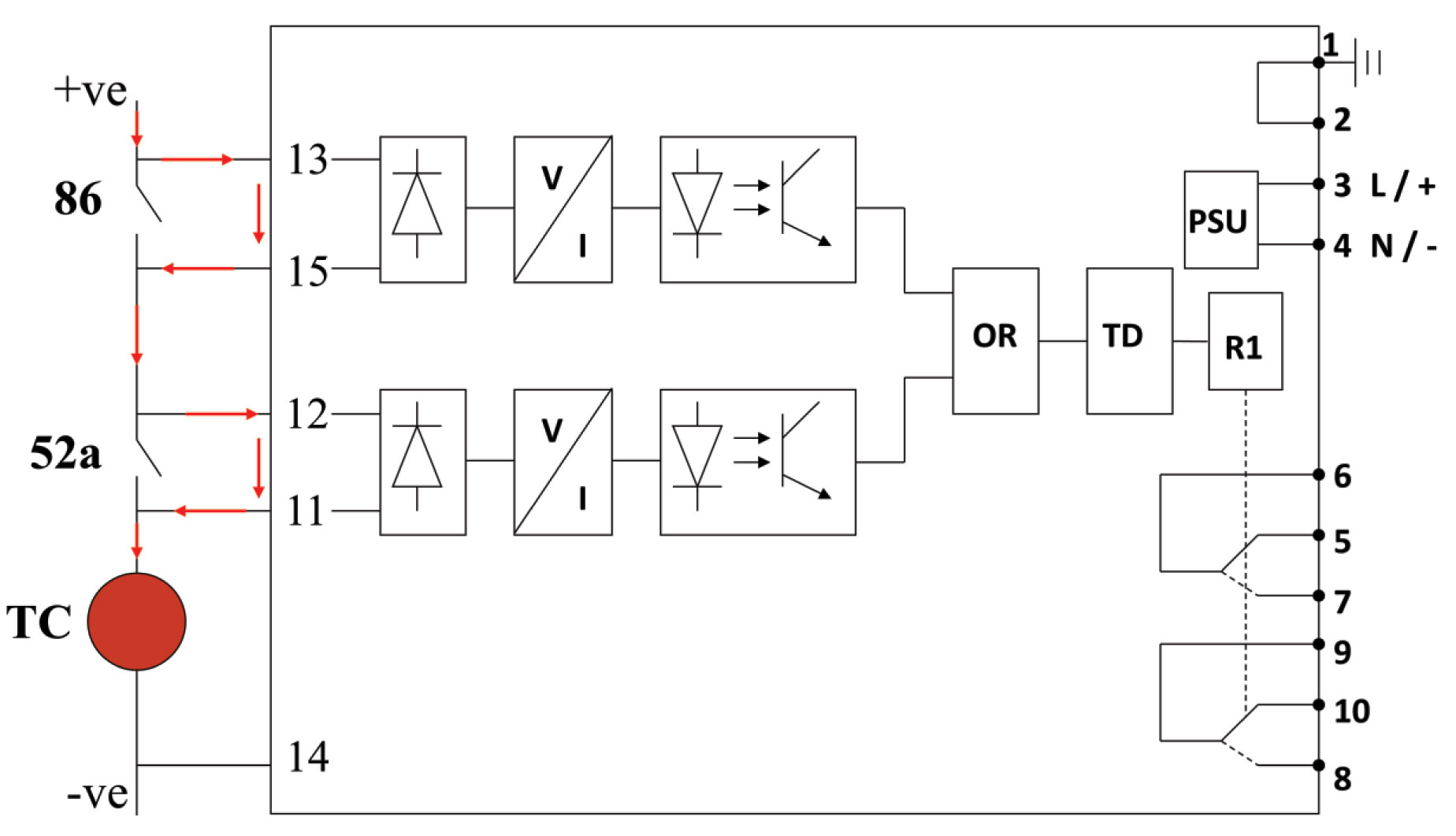 Hvac Lockout Relay Wiring Diagram Page 2 And Circuit Breaker Electrical India Rh Electricalindia In Electroswitch
