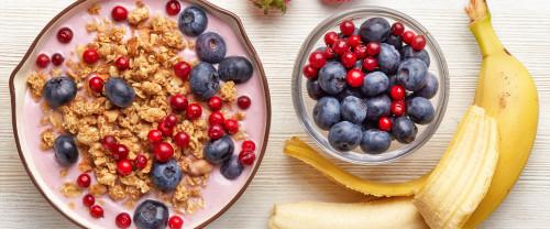 Alimentazione nello sport: cosa mangiare quando ci si allena