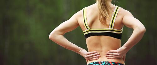 Mal di schiena e palestra: posture sbagliate o colpa dei pesi?