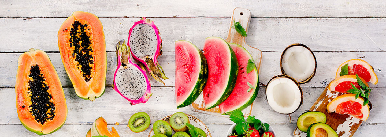 dieta per l'estate