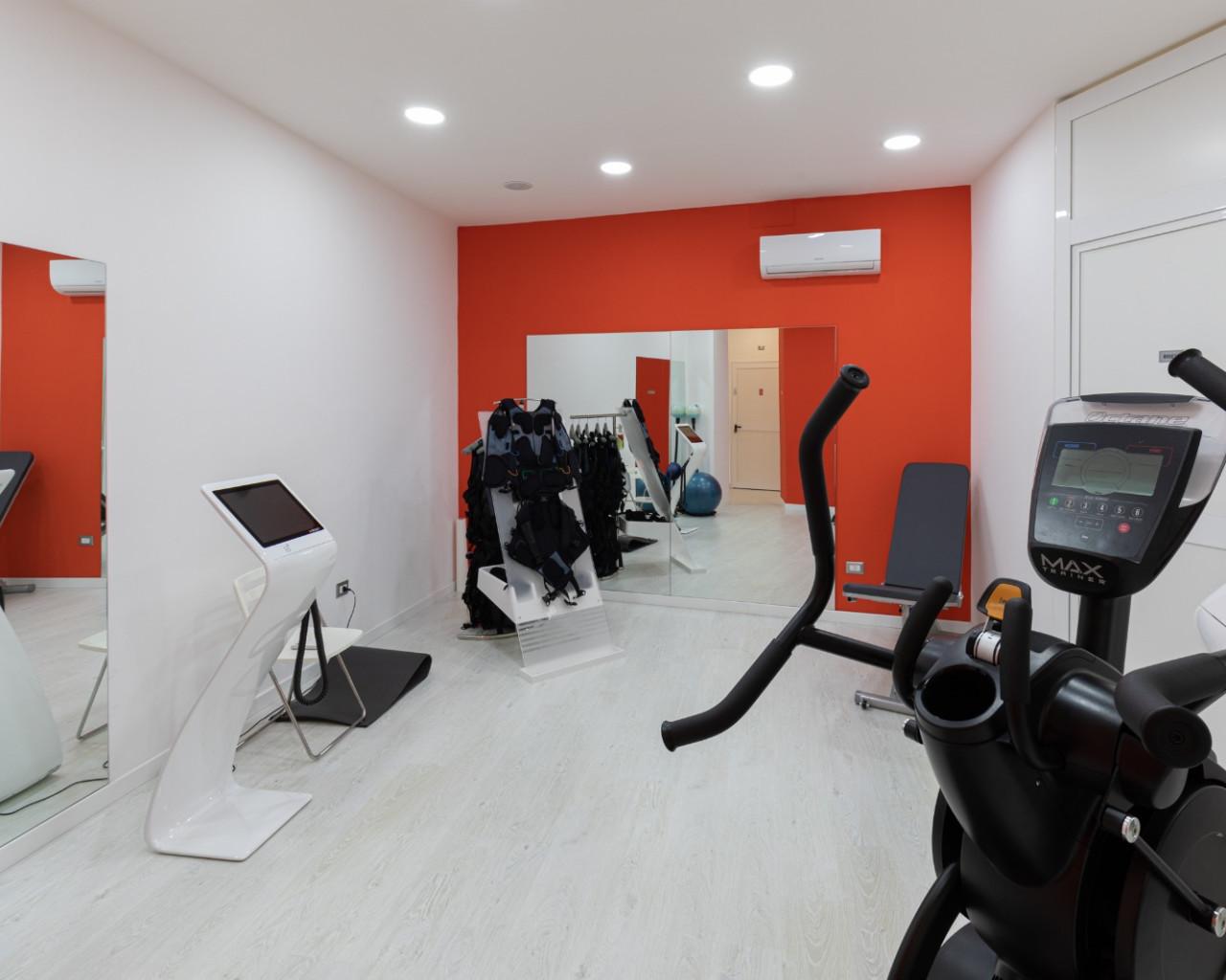 Urban Fitness Napoli - Angioino