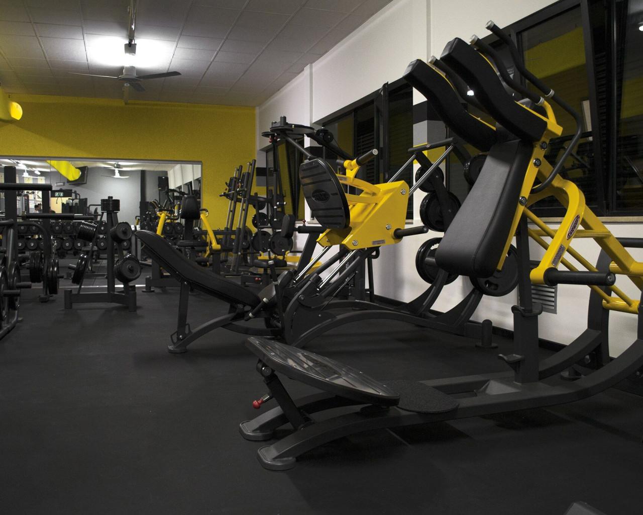 Atlas Gym