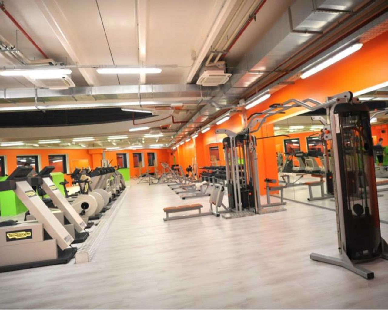 Contact Gym Mantova