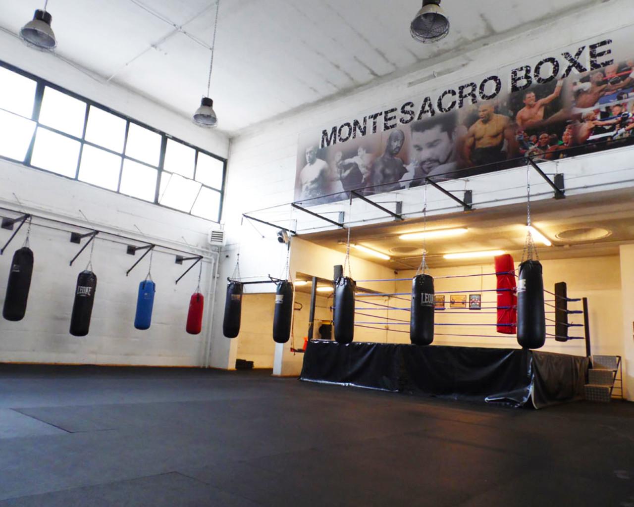 Montesacro Boxe Academy