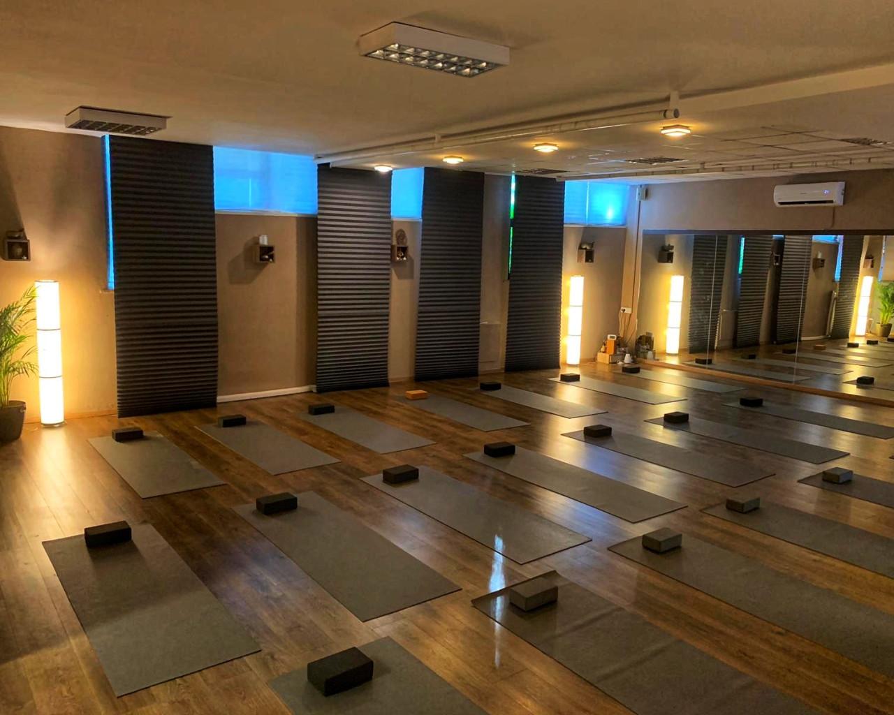 Yo Yoga Studio